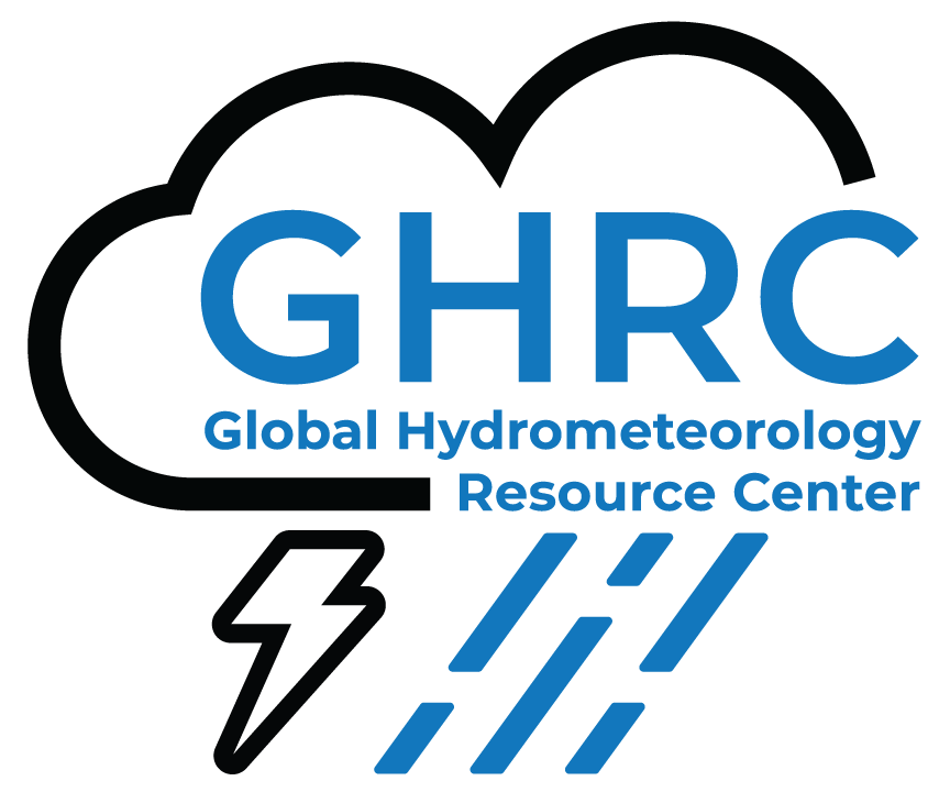 Global Hydrometeorology Resource Center (GHRC) logo