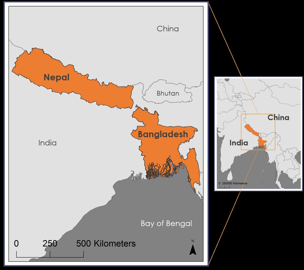 NASA DEVELOP's Hindu-Kush Himalayan Disasters | Global