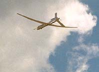 image of Altus in flight