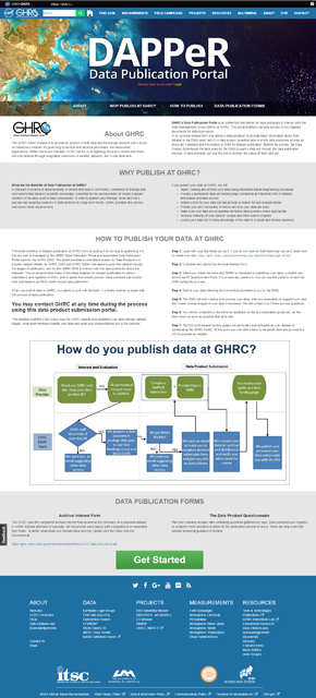 Submit Your Data | Global Hydrology Resource Center (GHRC)