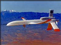Altus II aircraft