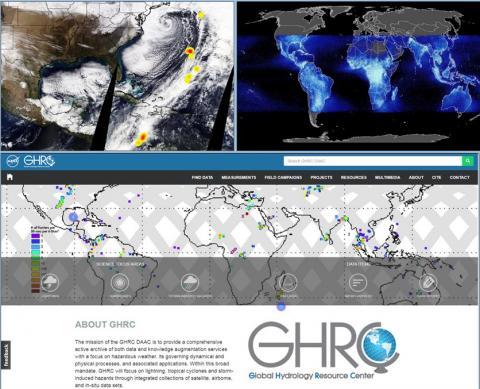 GHRC spread