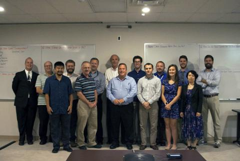 2016 User Working Group