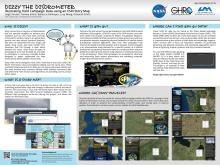Dizzy the Disdrometer: Illustrating Field Campaign Data using an ESRI Story Map (AGU Fall Meeting 2018)