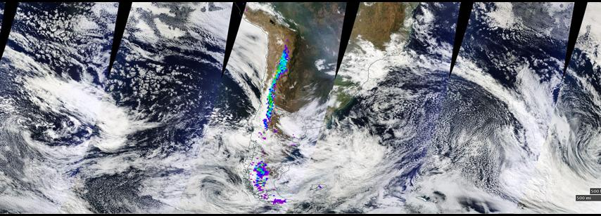 LANCE SWE imagery available in NASA Worldview